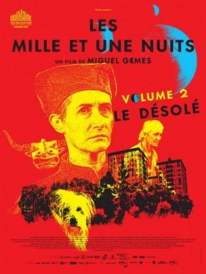 Image de couverture Les mille et une nuits - Volume 2 : Le Désolé