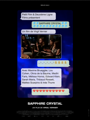 Image de couverture Sapphire Crystal