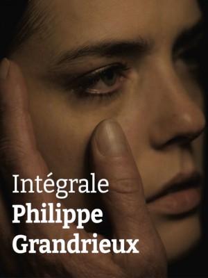 Image de couverture Intégrale Philippe Grandrieux