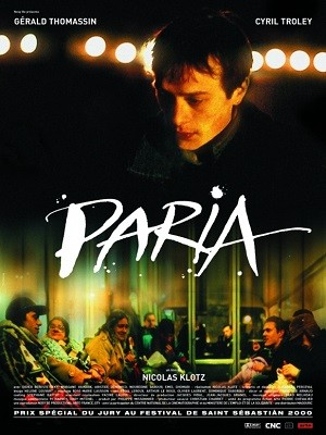 Image de couverture Paria
