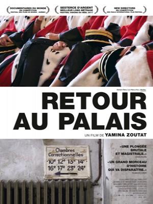Image de couverture Retour au Palais
