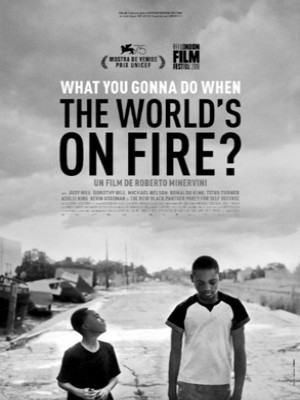 Image de couverture What You Gonna Do When The World's On Fire?