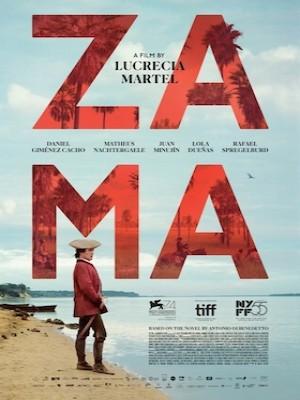 Image de couverture Zama
