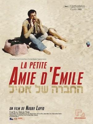 Image de couverture La petite amie d'Émile