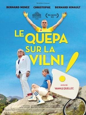 Image de couverture Le quépa sur la vilni !
