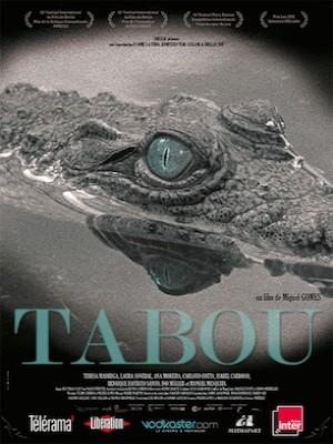 Image de couverture Tabou